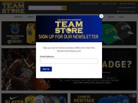 Warriors Team Store Promo Codes