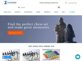 Chesshouse.com Coupon Codes