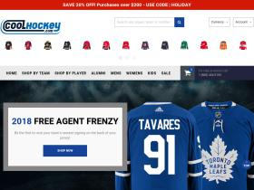 Coolhockey.com Coupons promo code