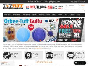 Dogtuff.com Coupons promo code