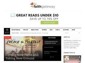 Faithgateway.com Promo Codes