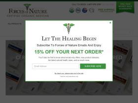 Forcesofnaturemedicine.com Coupon Codes