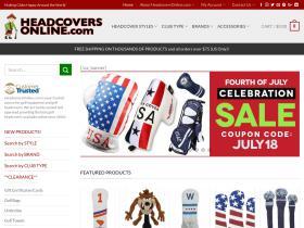 Headcoversonline.com Promo Codes