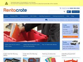 Rentacrate Discount Codes