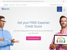 Experian UK Voucher Codes