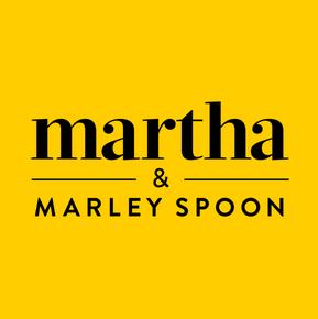 Martha Stewart and Marley Spoon Cash Back