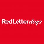 Red Letter Days Cash Back