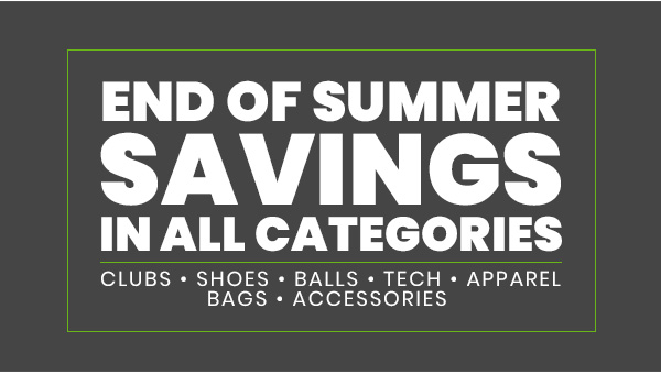 Up to $150 off end of summer savings