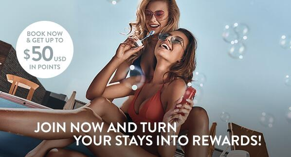 Book 3 nights or more at ME Miami or at ME Cabo and get $50 USD in MeliáRewards points that can be ...