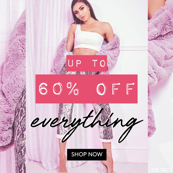 Up to 60% off the hottest new just landed!