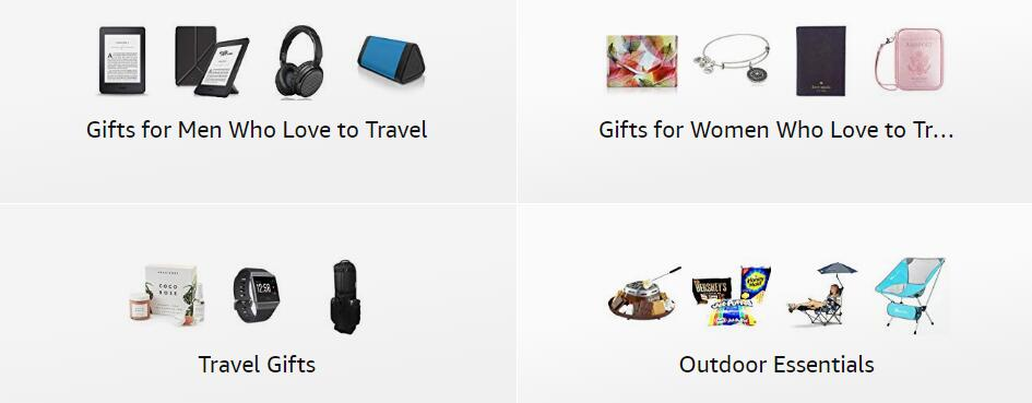 Shop must-have travel items for everyone you're celebrating!