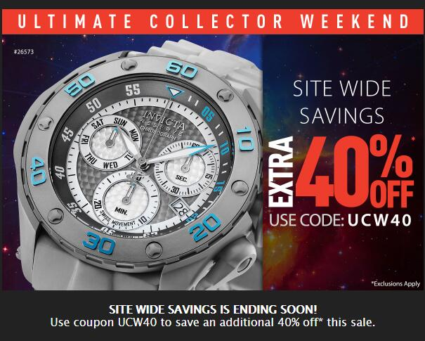 Invicta Watches are among the most popular men's and women's timepieces in the world.