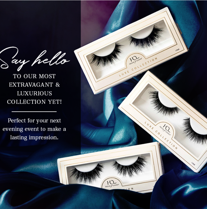 House of Lashes Luxe Collection is designed for those who desire the ultimate in glamorous, bold and...