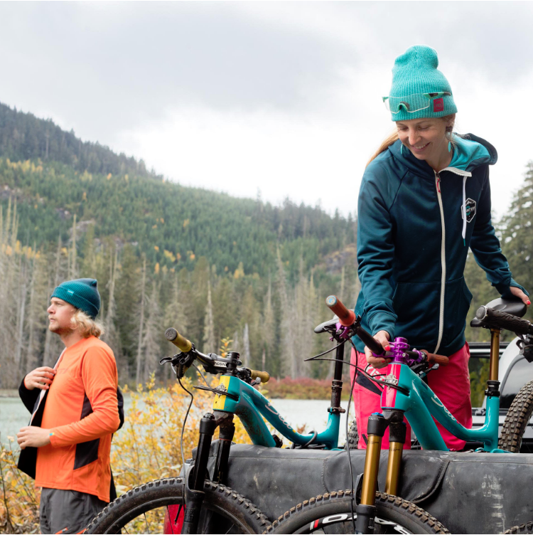 Fall is synonymous with colder temperatures, much-needed precipitation and Hero Dirt. Keep pedaling ...