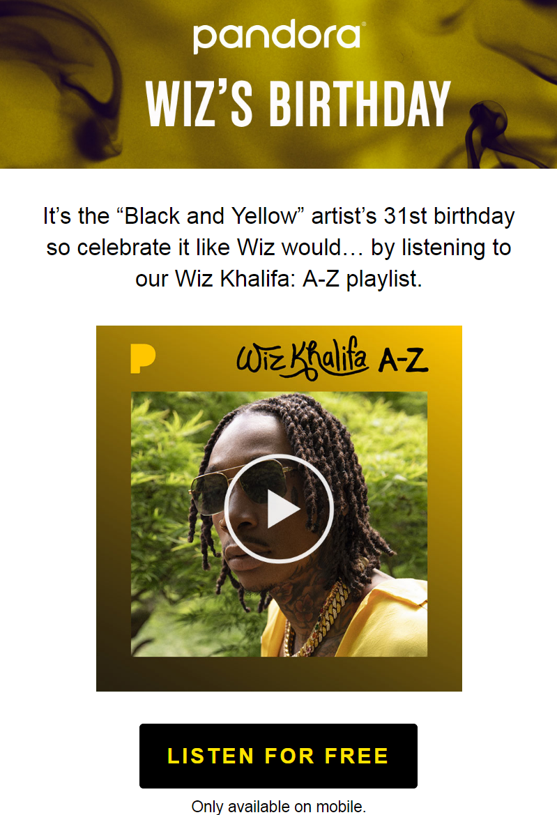 Favorite Wiz Khalifa tracks, plus some extra special features and collabos with the Taylor Gang.