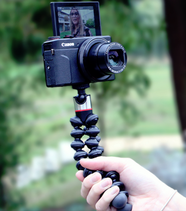Whether you're new to vlogging or looking to take your skills to the next level, a Canon Vlogger Kit...