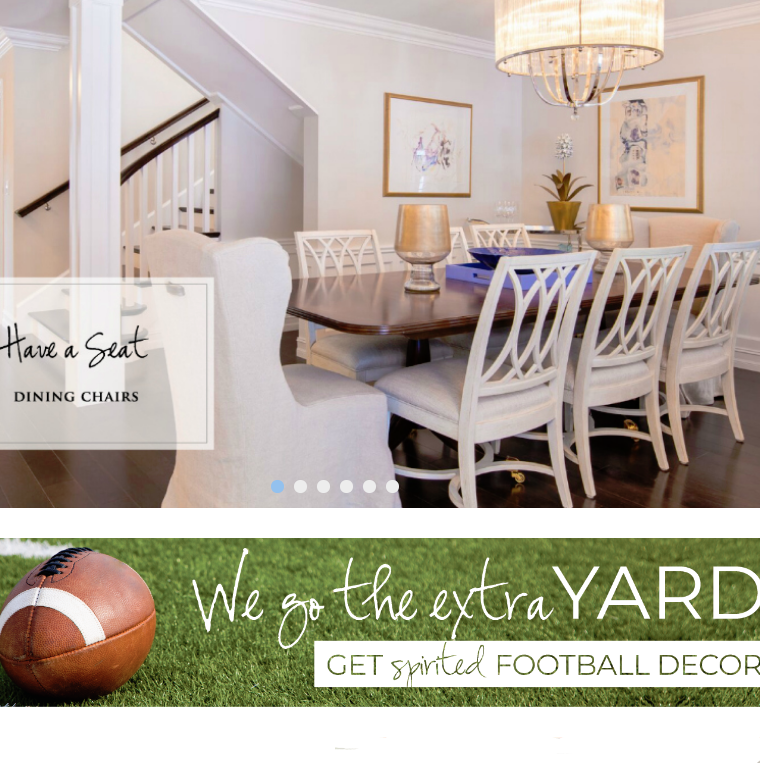 This home decor accent is sure to be a fan favorite at your game day or tailgating party. Each piece...