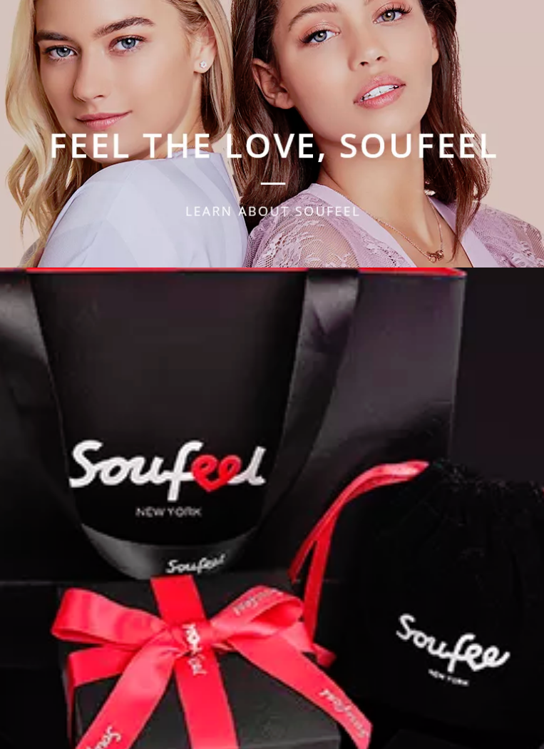 SOUFEEL's direct to consumer model allows Soufeel to create the most beautiful charms, beads, brac...