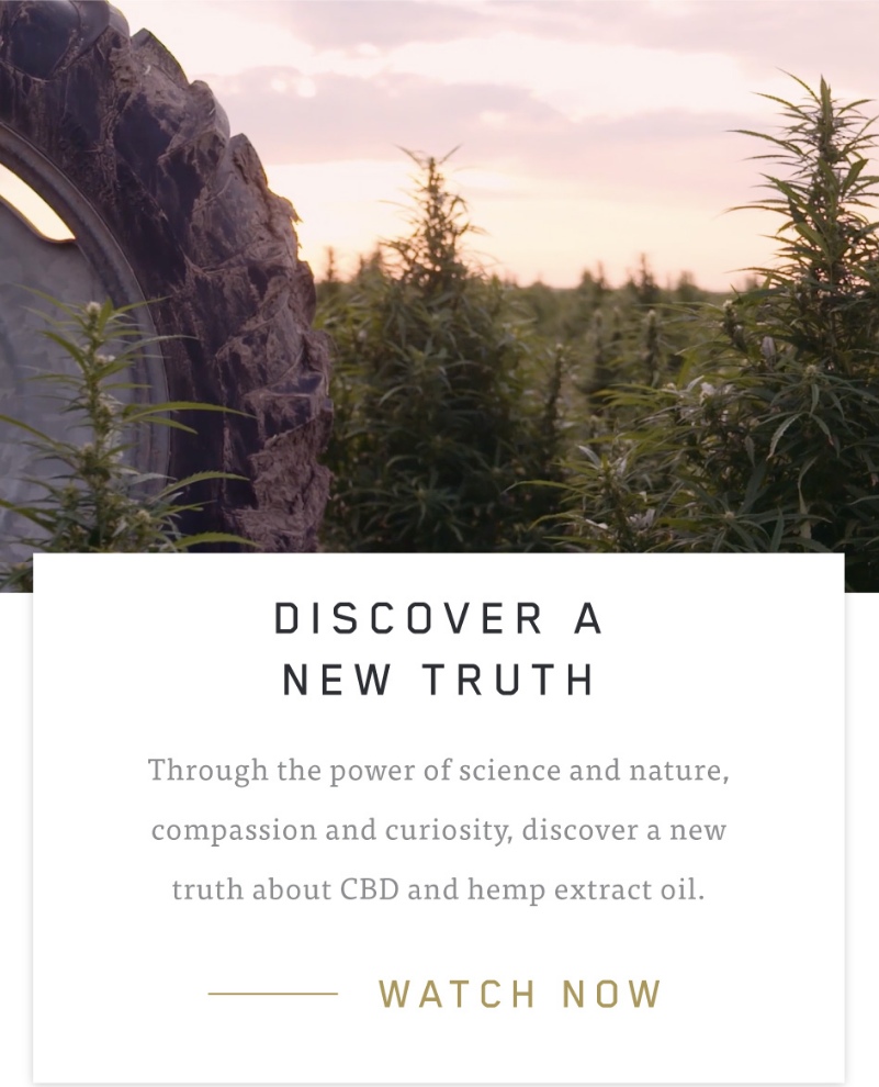Through the power of science and nature, compassion and curiosity, discover a new truth about CBD an...
