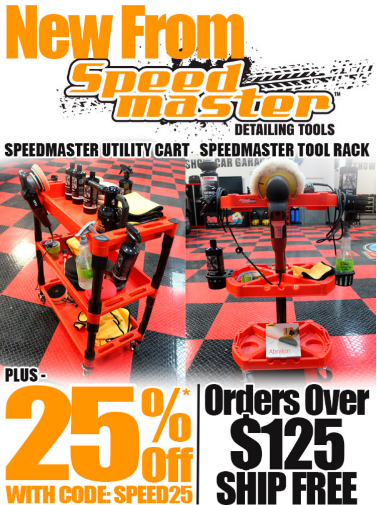 Known for their innovation when it comes to detailing tools, speed master detailing tools have just ...