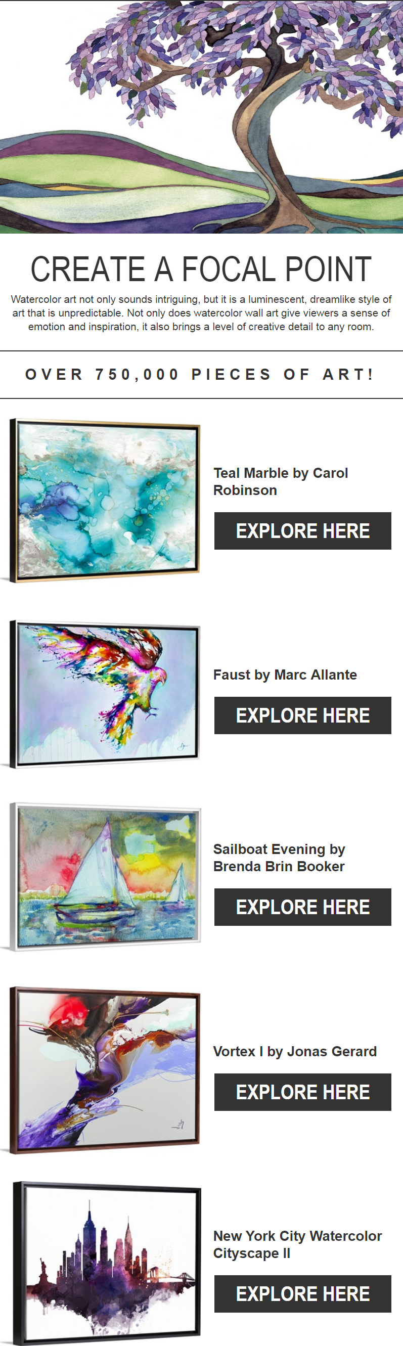 Watercolor art not only sounds intriguing, but it is a luminescent, dreamlike style of art that is u...