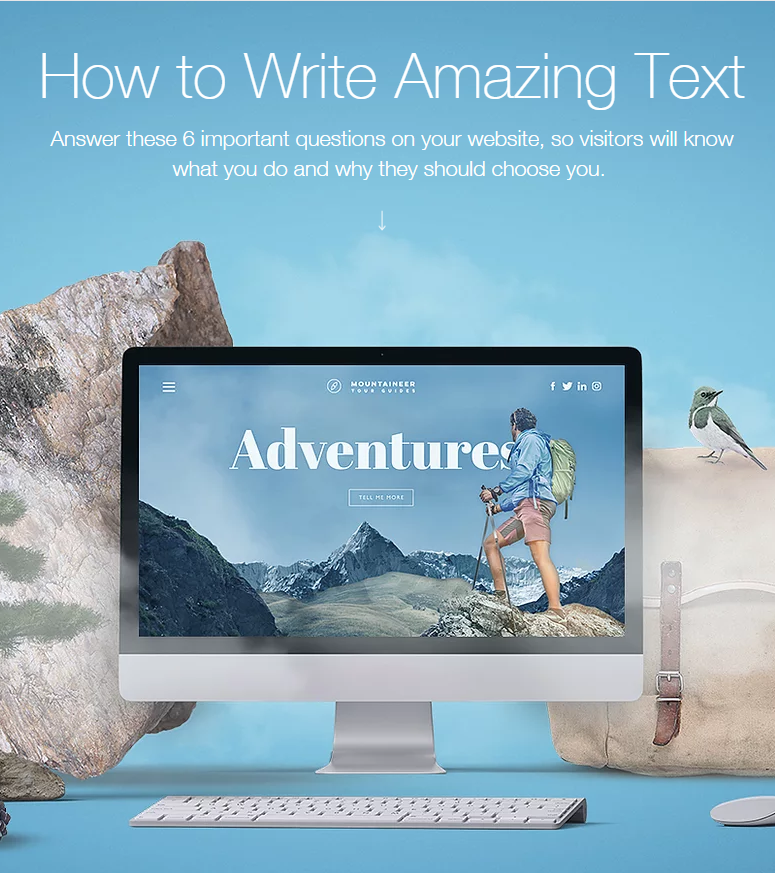 When it comes to writing text on your website, it can be hard to know where to start. The good news ...