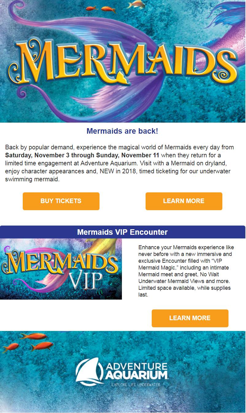 25 Off Adventure Aquarium Coupons Amp Promo Codes