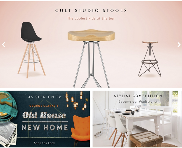 cult furniture discount code free delivery
