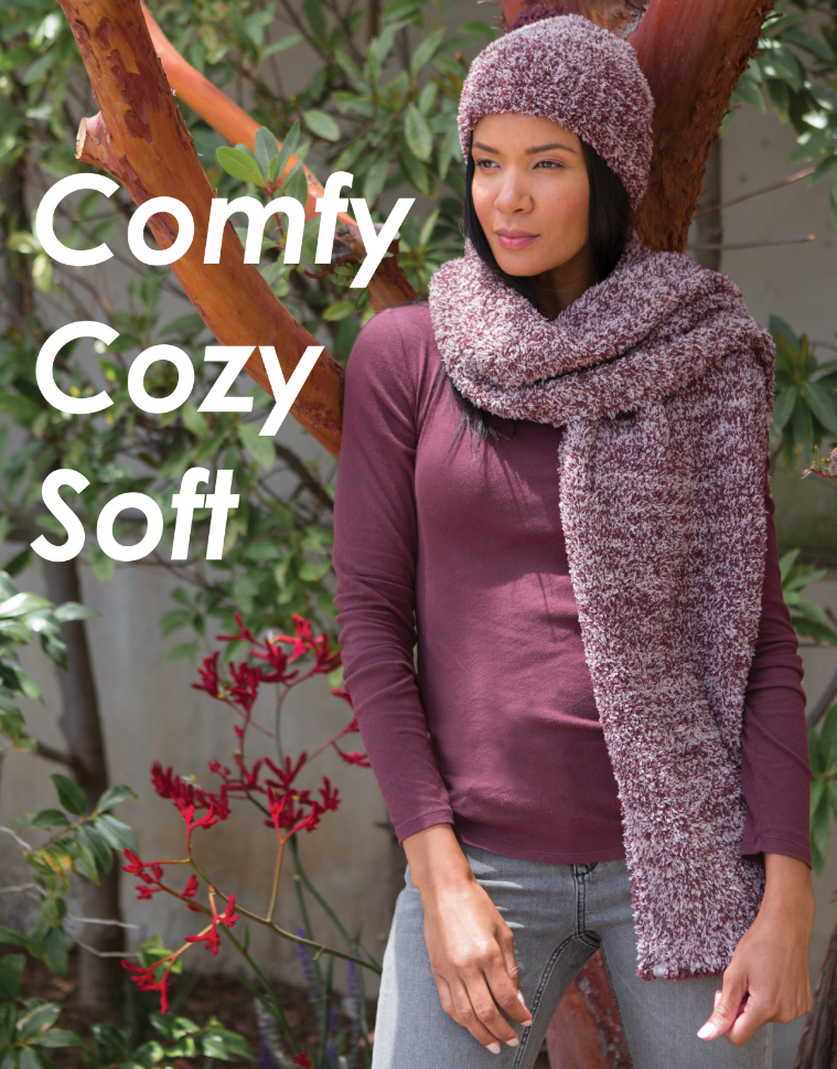 Take up the chilly outdoors with CozyChic® Pom Pom beanie and scarf set - a wardrobe essential for ...