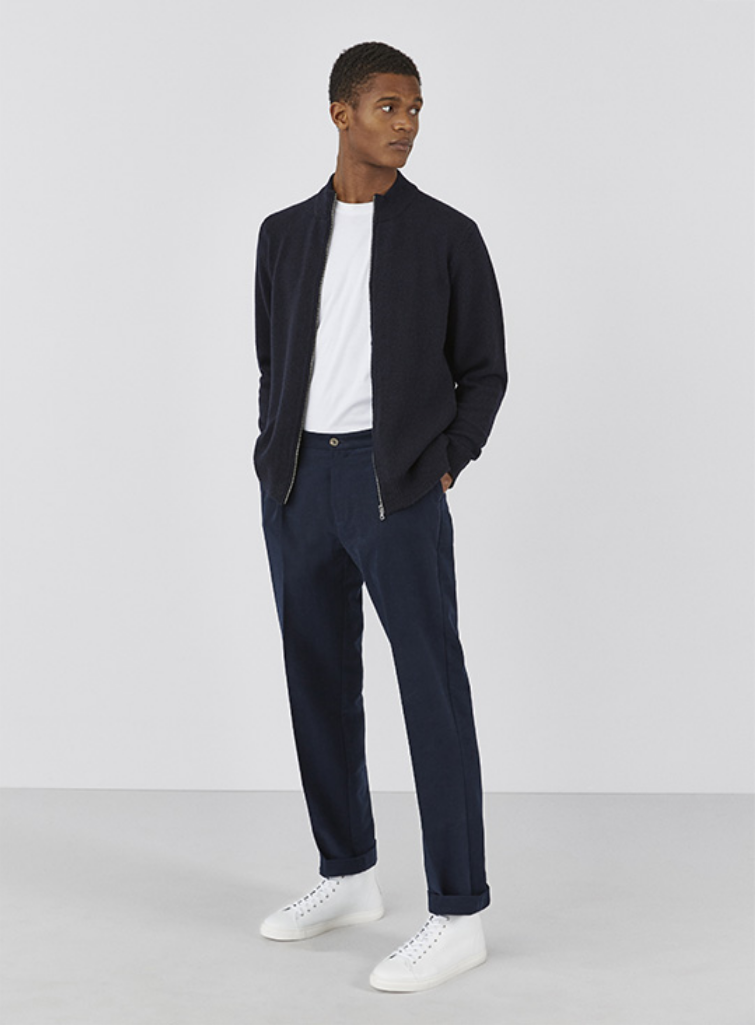 From workday to weekend, Sunspel has put together the perfect smart casual looks you'll need this se...