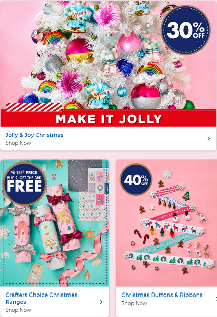 Jolly & Bright is fun, colourful, and kitschy cool!Take a twist on traditional with this vibrant r...