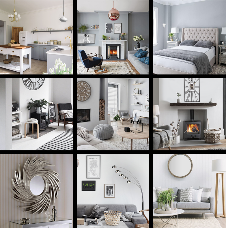 Whether it be a clock, lamp or mirror Fusion Living has got plenty to match your style. From unusual...