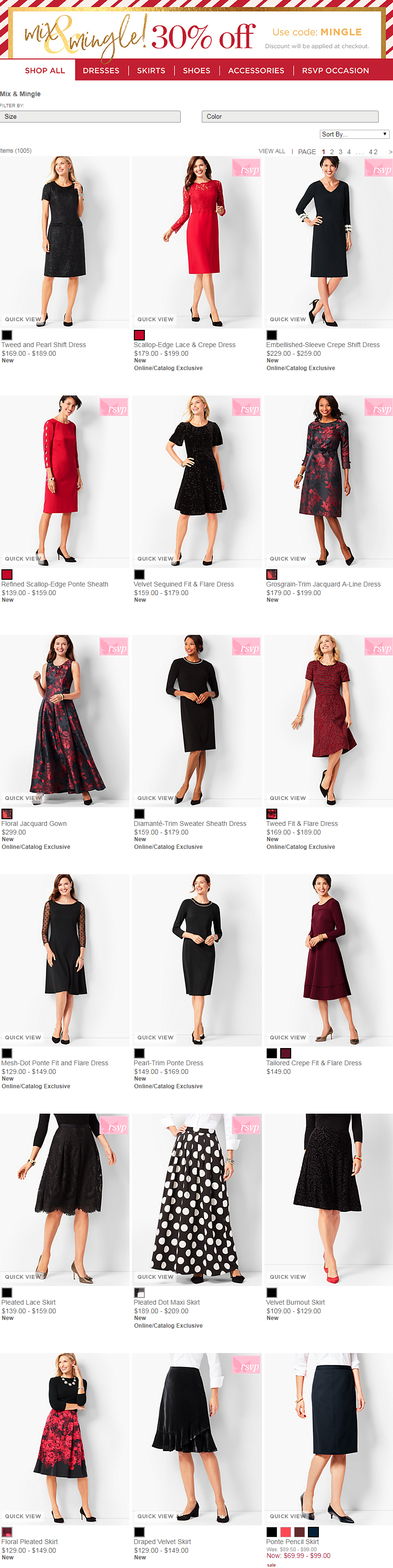 Last chance to buy these items at the best prices. This selection of modest fashion items are gone, ...