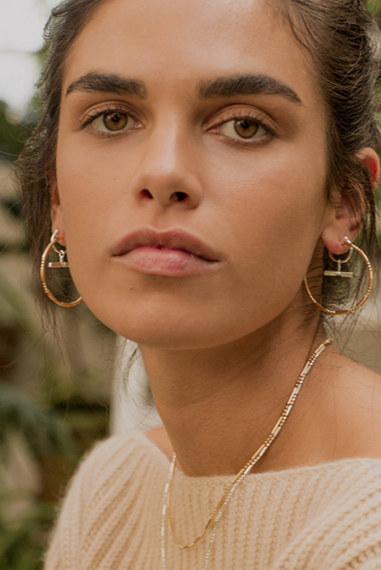Your jewellery, your way. Effortlessly cool, the pieces in the Stacked collection are the building b...
