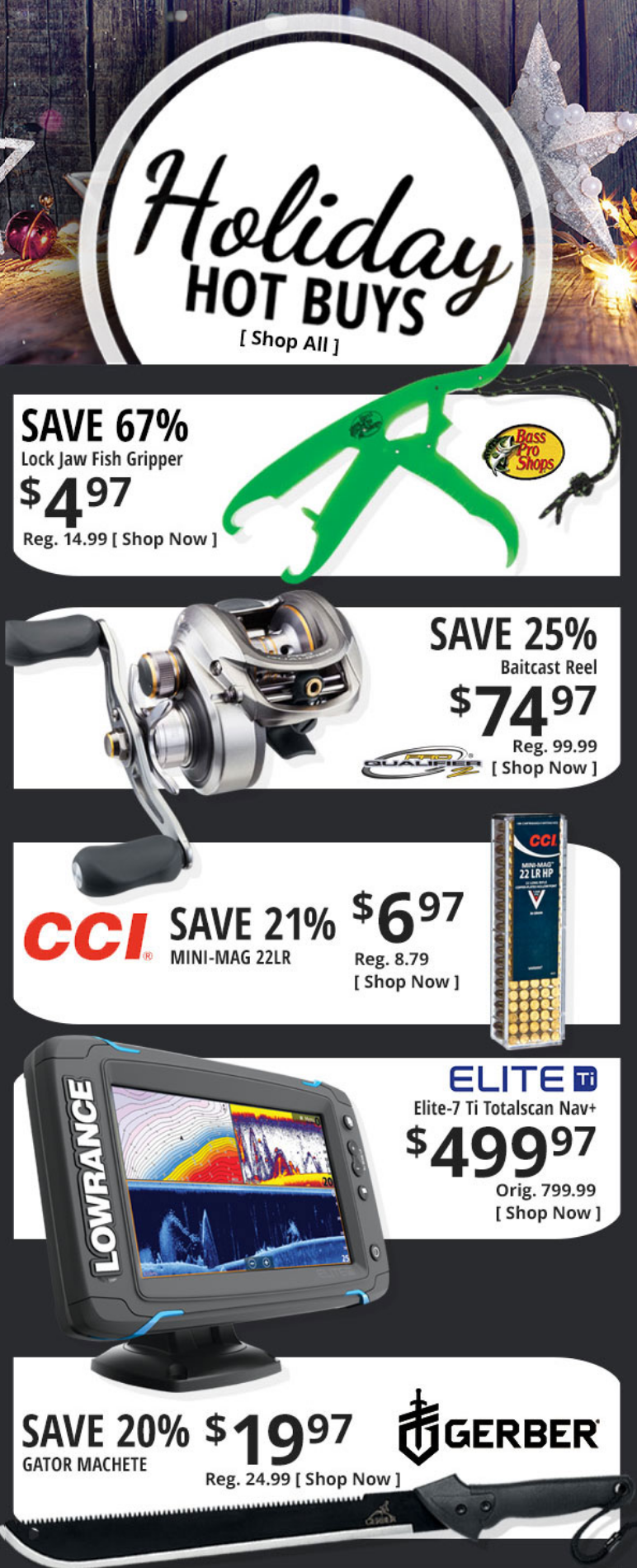 Enjoy your favorite products at even lower prices than you thought possible!
