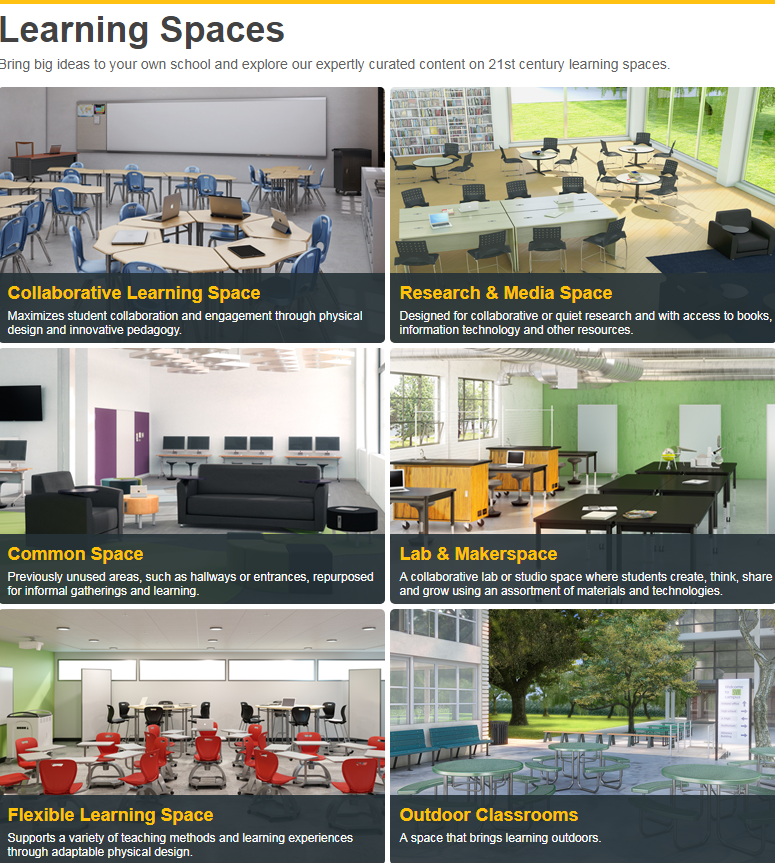 Bring big ideas to your own school and explore the expertly curated content on 21st century learning...