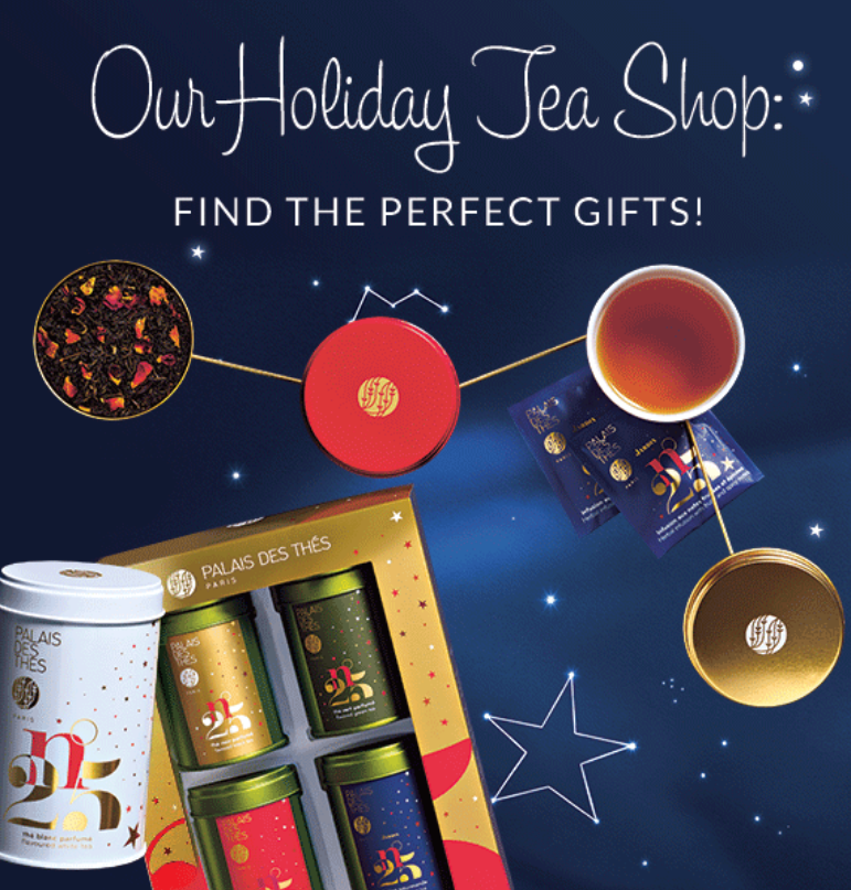 The Tea Holiday Shop is the ultimate gift finder to help you find the perfect presents for everyone....