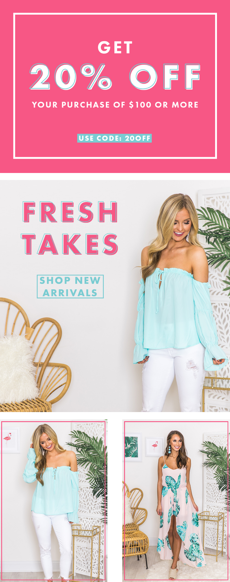 29a1b17ed67 60% Off The Pink Lily Boutique Coupon Codes   Promo Codes - April 2019