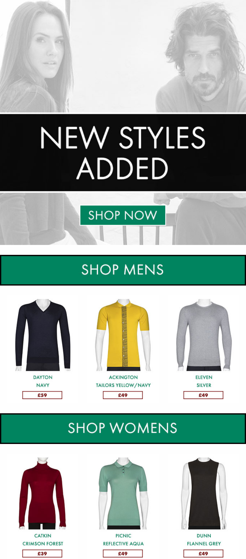 Get your new style in the fashion from the latest and greatest items. Go and enjoy yourself.