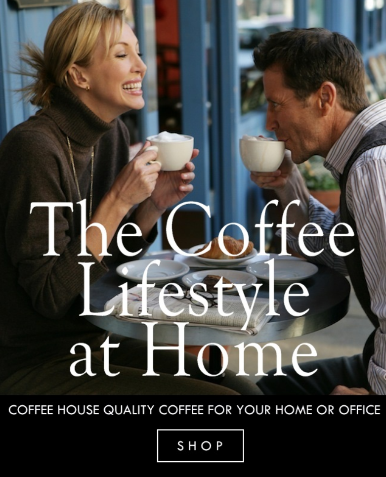 You can now make specialty coffee at your home and office while enjoying quality equal to if not bet...