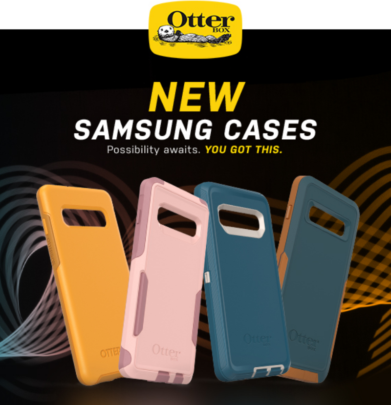 Dial in a new style, rock your rugged side or embrace adventure with the fresh lineup of Samsung cas...
