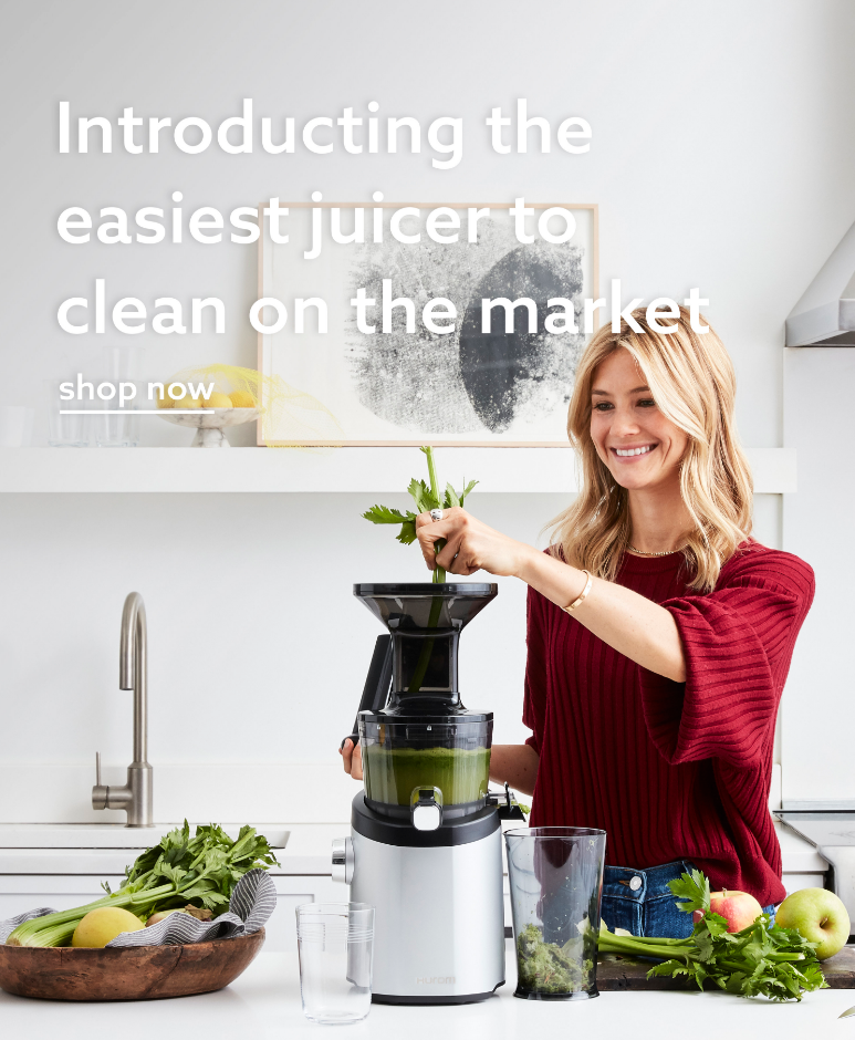 Hurom juicers are designed to minimize the breakdown and oxidation of fruits and vegetables. This me...